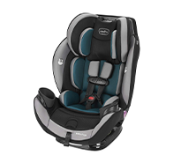 EveryStage DLX All-In-One Car Seat