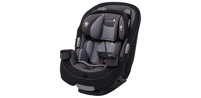 Safety 1st Grow and Go 3-in-1 Convertible Car Seat