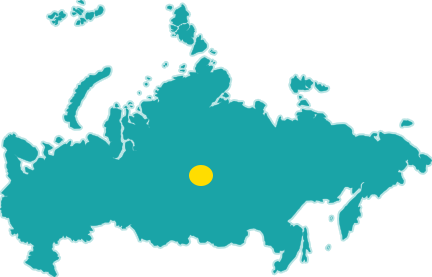 Russia Map