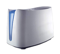 HCM350W Germ Free Cool Mist Humidifier White