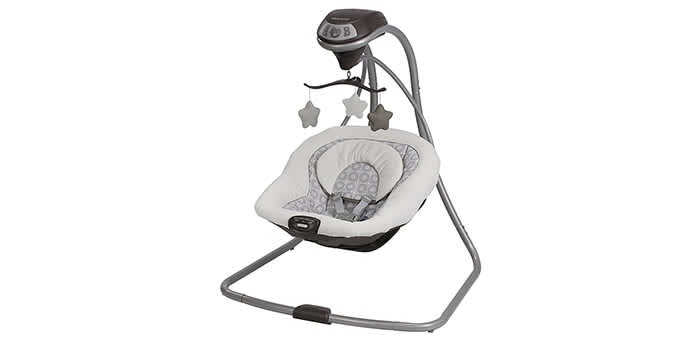 Graco Simple Sway Baby Swing