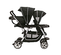 Ready2Grow LX Double Stroller