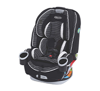 /4Ever 4-in-1 Convertible Car Seat