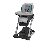 Blossom 6-in-1 Convertible Highchair