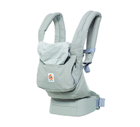Original Ergonomic Multi-Position Baby Carrier with Lumbar Support