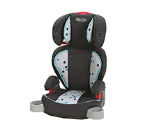 Highback Turbo Booster Car Seat