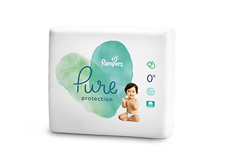 Pampers® Pure Protection