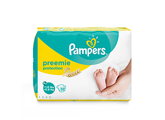 Pampers® Preemie Protection™