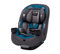 Grow and Go 3-in-1 Convertible Car Seat