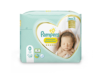 WINDELN Pampers® Premium Protection™ New Baby