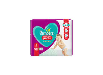 Pampers® Active Fit Nappy Pants