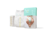 One month Lumi diapers
