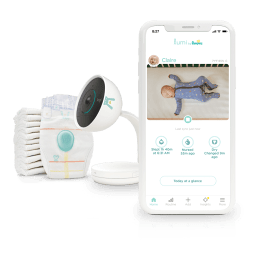 Lumi by Pampers Connected Care System