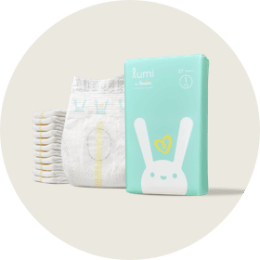 Lumi by Pampers Diapers
