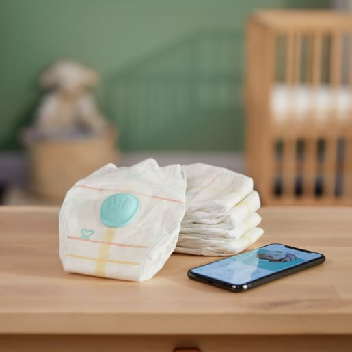 Sensor on Diapers (Rich Image)