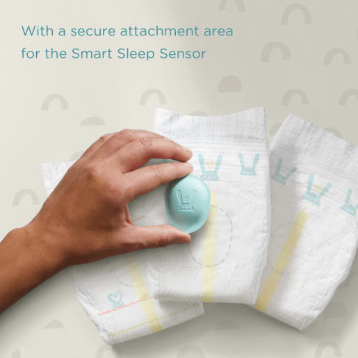 Attach Smart Sleep Sensor to Lumi Diaper