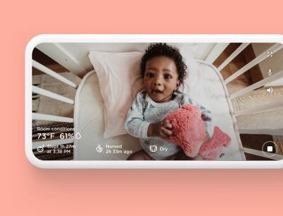 Smart Baby Monitor + Sleep Kit Bundle