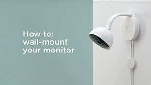 wallmount monitor