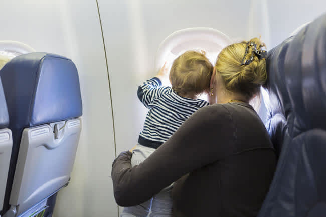 flying-with-an-infant