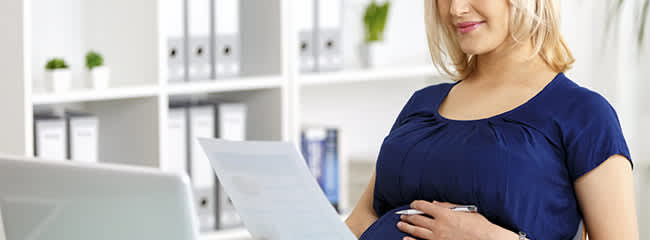 Working while Pregnant Maintaining a healthy pregnancy