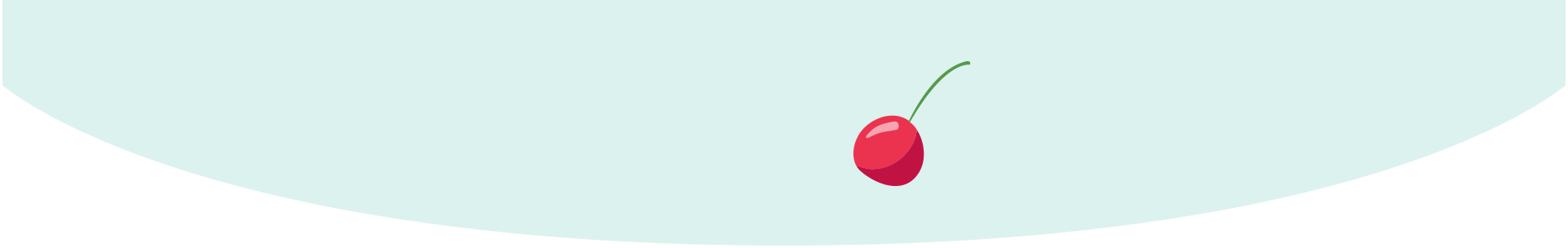 Your baby is the size of a cherry