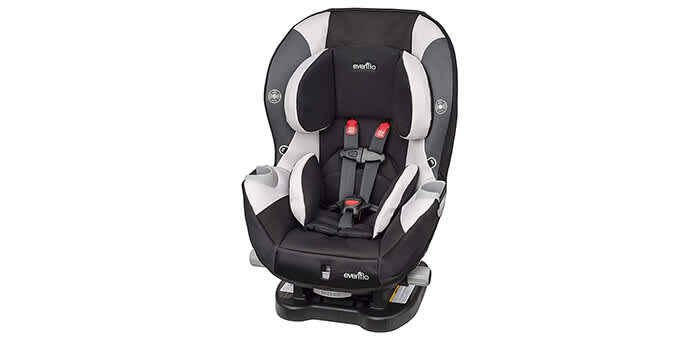 Evenflo Triumph LX Convertible Car Seat