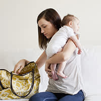 Diaper bag essentials quiz
