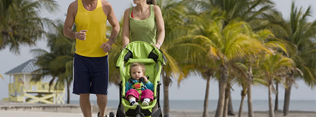 Exercising With Your Baby