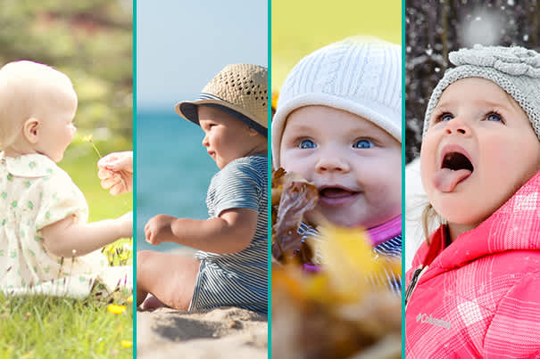 50 Indian Baby Names Inspired By Seasons