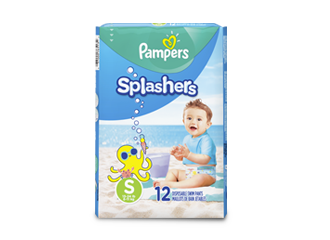 PANTS <br /> Pampers® Splashers™