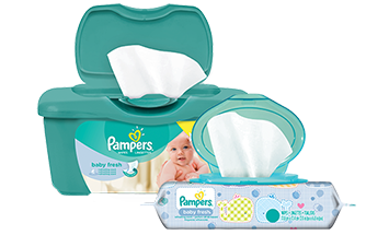 Toallitas Pampers Baby Fresh