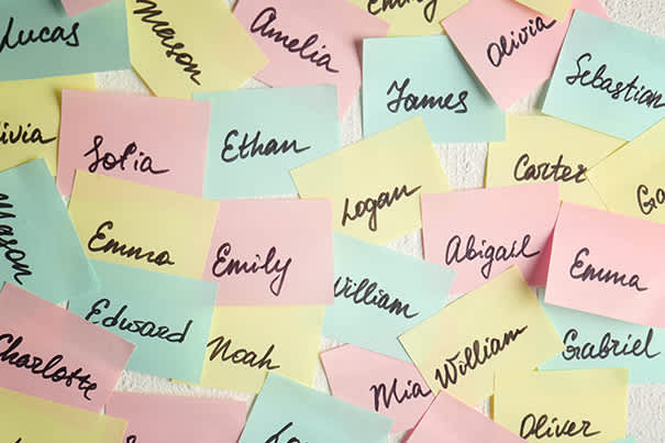 Predictions for Most Popular Baby Names of 2018