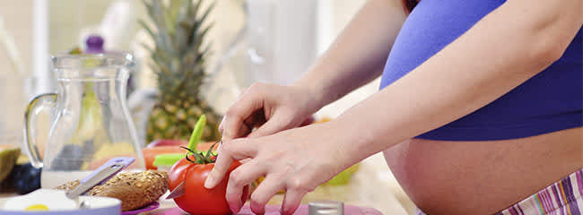Pregnancy diet Tips Plans and menus for a healthy diet
