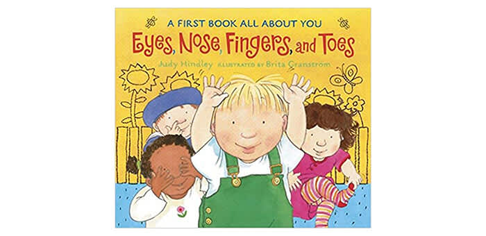 Eyes, Nose, Fingers, and Toes: A First Book All About You