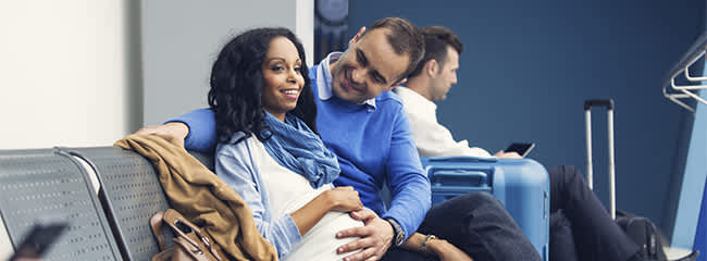 Flying while pregnant and other travel considerations