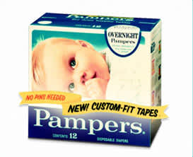 Pampers70s