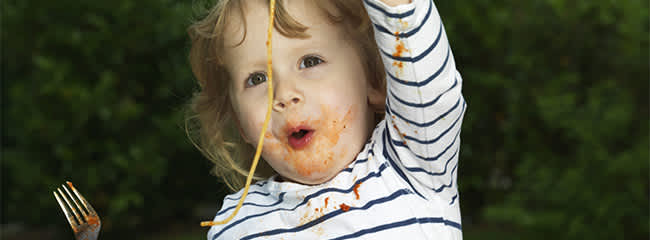 Good eating habits for a 3 year old