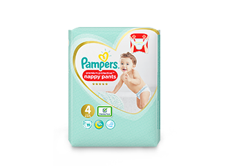 COUCHES-CULOTTES Pampers® Premium Protection™ Pants