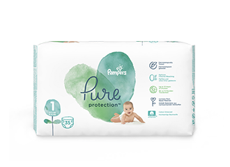 Pampers® Pure Protection™