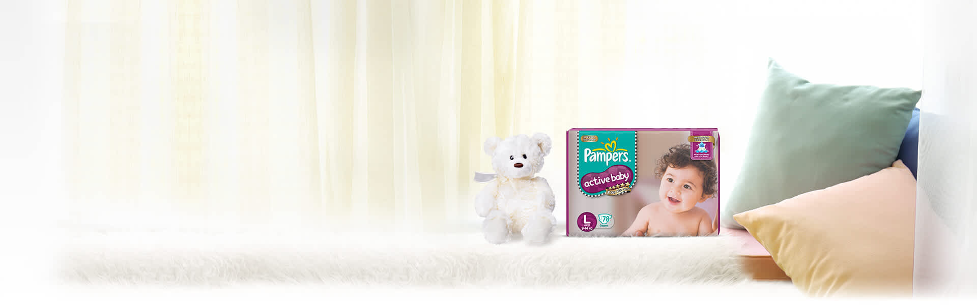 Pampers Premium Care New Baby