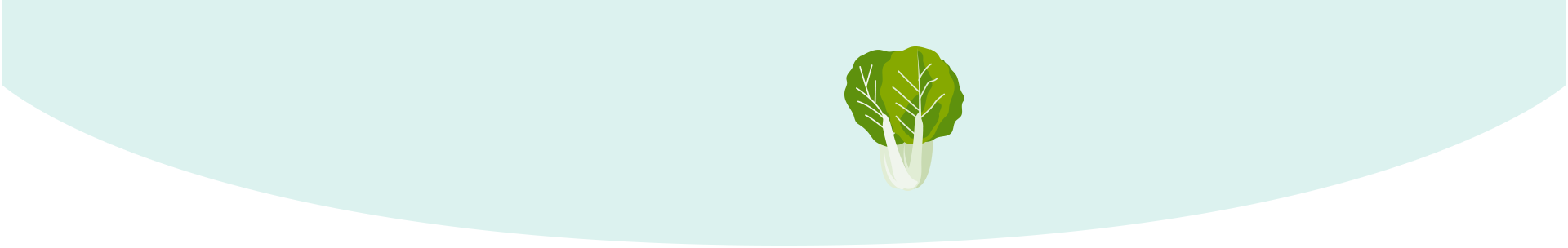 baby size of napa cabbage week 32