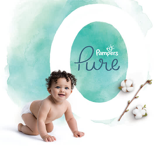 Pampers Pure Collection