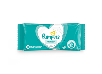 LINGETTES Pampers® Sensitive™
