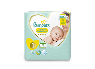 WINDELN Pampers® Premium Protection™