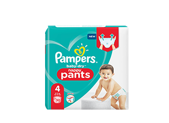Pampers® Baby-Dry™ Pants
