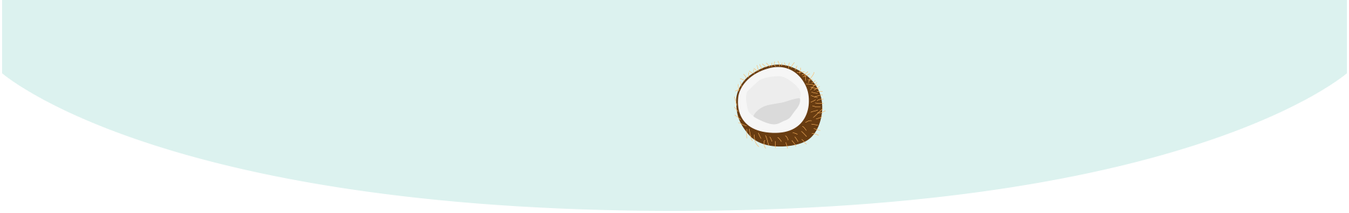 Your baby is the size of a coconut