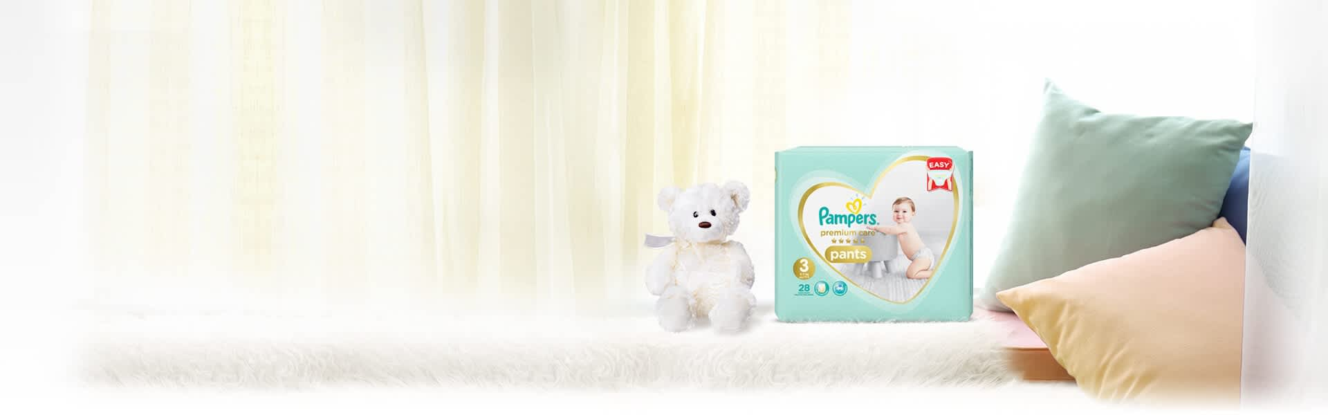 Pampers® Premium Care™ Pants