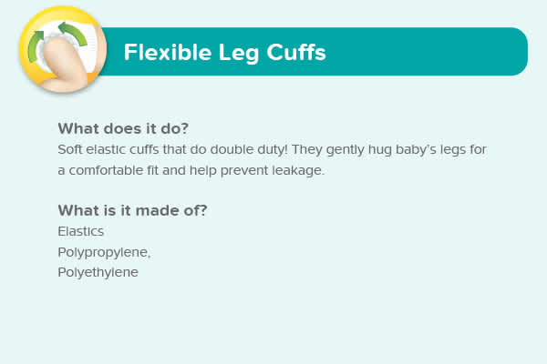 Flexible Leg Cuffs