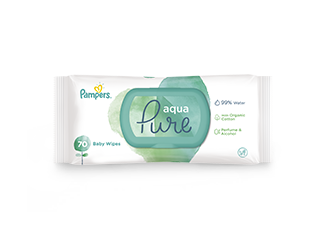 Pampers® Aqua Pure™