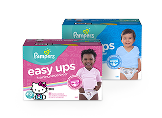 PANTS Pampers® Easy Ups™